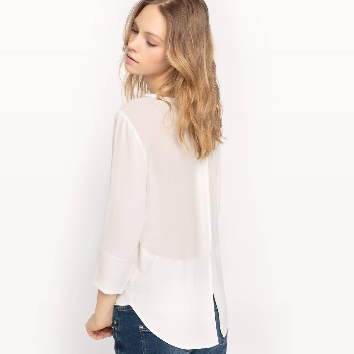 Блузка с рукавом 3 4