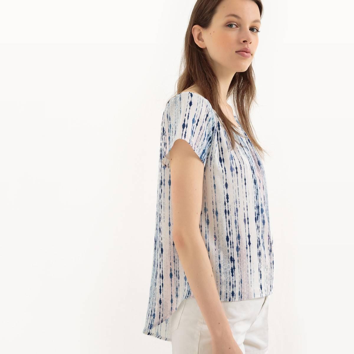 Короткие блузки